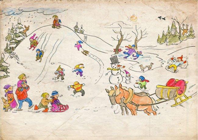 nelelele_winter